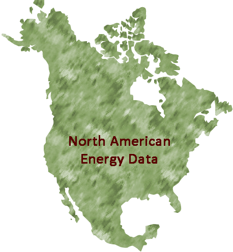 North America Energy Data